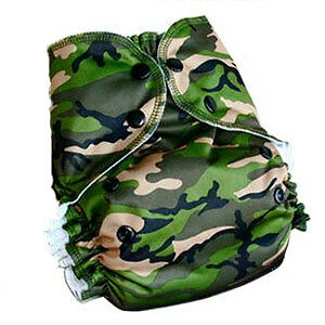 Super fashionable AMP Cloth Diaper Hemp Kit! Kitchener / Waterloo Kitchener Area image 2