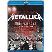 Metallica Blu Ray