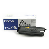 Brother TN-330 Black Laser Toner - NEW