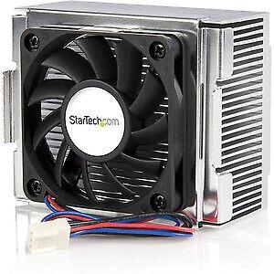 StarTech 85x70x50mm Socket 478 CPU Cooler Fan with Heatsink