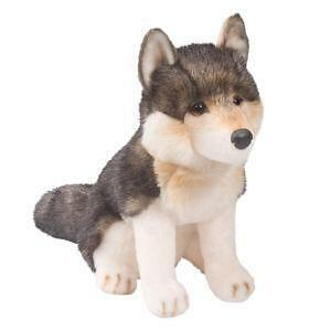 Wolf Plush Stuffed Animals Ebay