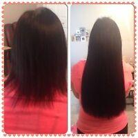Experienced Hair Extension Technician