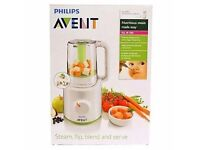 Philips Avent Combined Baby Food Steamer and Blender, Philips baby blender, Philips baby steamer