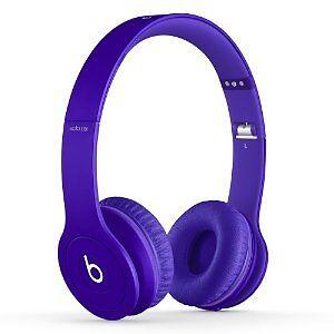 Dr. Dre Beats Headphones Purple