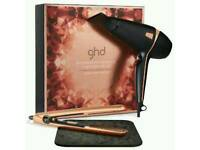 Reduced: GHD Copper Luxe Deluxe Gift Set