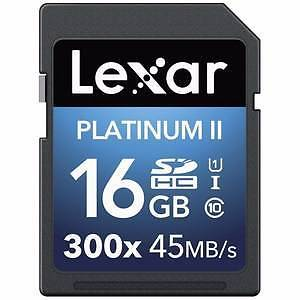 Lexar Memory Card 16 Gb Brand New East Perth Perth City Area Preview