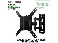 secura full motion tv bracket,brand new!!