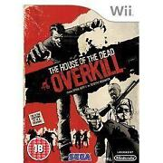 House of The Dead Overkill Wii