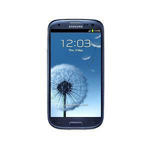 SAMSUNG GALAXY S3 I747 16GB ANDROID SMARTPHONE-BLUE