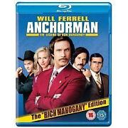 Anchorman Blu Ray