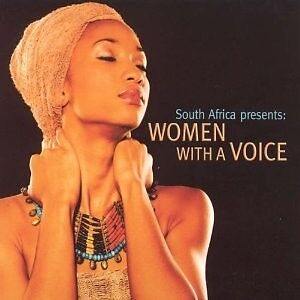 SOUTH AFRICA PRESENTS: WOMEN WITH A VOICE  CD NEU