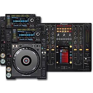 HIRE full PIONEER DJ Console FROM $129  Check price list!