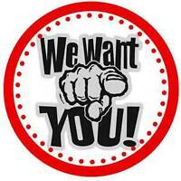 50+ IMMEDIATE OPENINGS!! CALL 519-914-5366 TODAY!!