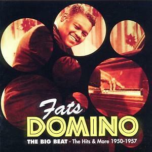 "DO-CD Fats Domino ""The Big Beat- The Hits & More""  NEU"