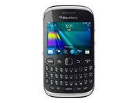 IFFYIMMI LTD - Blackberry Curve 9320 - Grade A - Like New - EE - Black