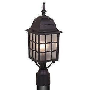 Outdoor Post LightsOutdoor Lighting Fixtures  LED  Solar  Low Voltage   eBay. Low Voltage Outdoor Wall Lighting. Home Design Ideas