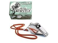 Adventuer Explorer Whistle **new unused stock**