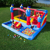 Fun Bouncy Castles for rent + food machines, tents