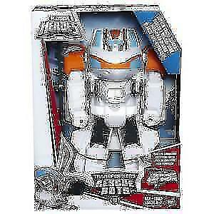 TRANSFORMERS RESCUE BOTS - OPTIMUS / COPTER AT TEDDY N ME