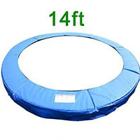 Looking for a safety pad for a 14-foot trampoline