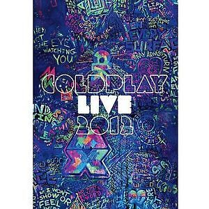 Coldplay Live 2012 (Edited) (CD/DVD)
