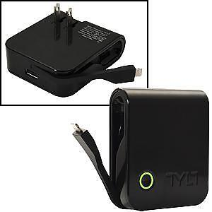 TYLT ENERGI MFI SMARTCHARGER W/1800MAH BATTERY BACKUP