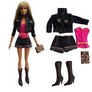 Cheap Barbie Dolls Accessories Shoes
