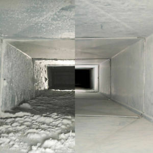 Air Duct Cleaning & furnace Cleaning