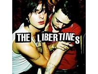 Ticket to see The libertines