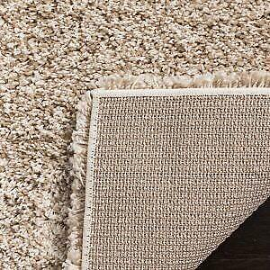 Beige Shag Carpet ,2 Available