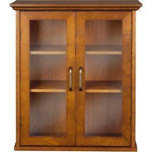 Solid wood kitchen cabinets ebay - Solid wood bathroom wall cabinet ...