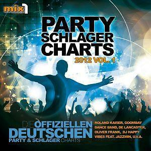 Various - Party Schlager Charts Vol.1