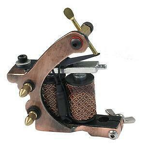 Custom iron tattoo machine ebay for Tattoo machines ebay
