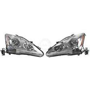 LEXUS IS 250 HEAD LAMP RH 06-08 HQ