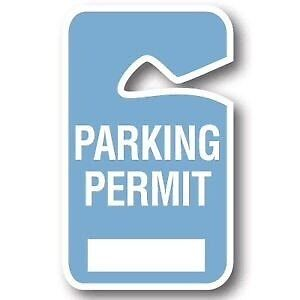 Wanted: CAR Parking permit north Melbourne x 2 North Melbourne Melbourne City Preview