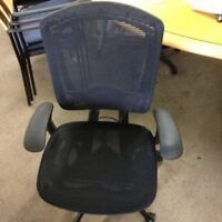 TEKNEION CONTESSA TASK CHAIRS USED IN GOOD CONDITION $349.99