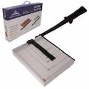 "BRAND NEW 12""x10"" or 12""X15"" HEAVY DUTY PAPER CUTTER"