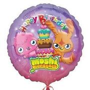 Moshi Monsters Birthday
