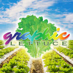 Graphic Lettuce
