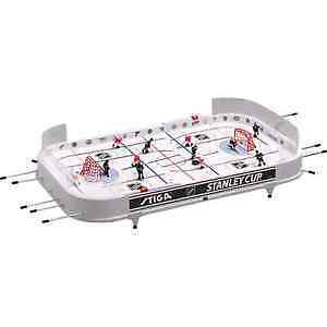 NEW NHL STIGA STANLEY CUP ROD HOCKEY TABLE