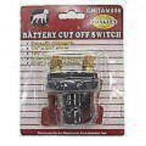 BRAND NEW BATTERY CUT OFF SWITCH