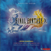 CD Final Fantasy X - Official Soundtrack