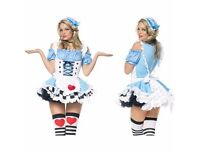 Alice in Wonderland costume size 6/8