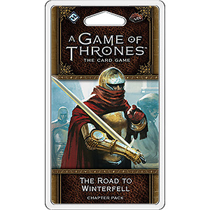 A Game of thrones LCG 2.0 edition chapter packs - card game