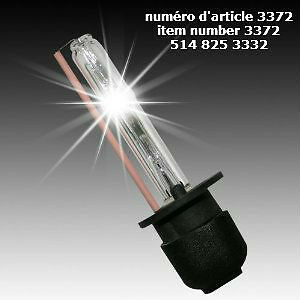 2PCS H1 55W AC 4300K  REPLACEMENT HID XENON  BULBS