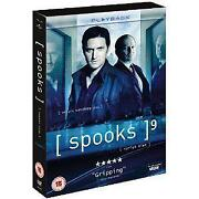 Spooks Complete Box Set