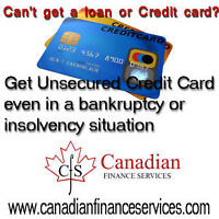 Can't get a loan or Credit card? You deserve the credit.