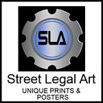 Street Legal Art