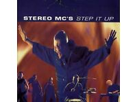 "Stereo Mc's 12"" singles"