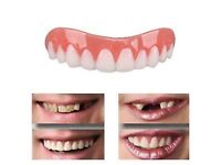 Snap on cosmetic teeth £49